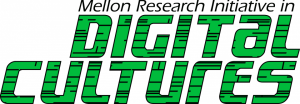 Mellon Research Initiative in Digital Cultures logo